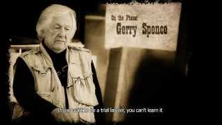 Legendary Trial Lawyer Gerry Spence Offers Advice to Young Lawyers