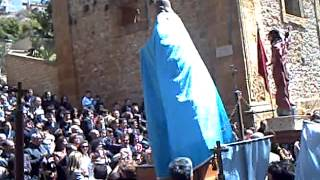 preview picture of video 'Naro (AG) Processione di Pasqua 2012 - Easter - Madonna'
