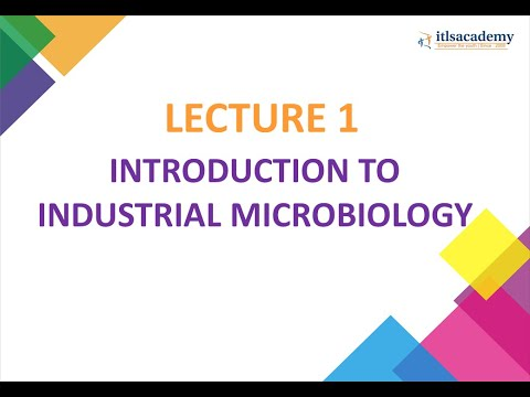 INTRODUCTION TO INDUSTRIAL MICROBIOLOGY