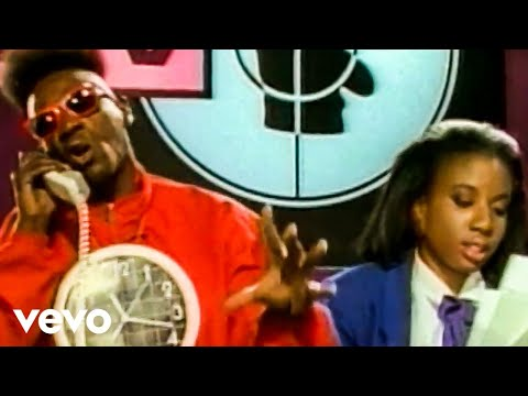 Night of the Living Baseheads (1988) (Song) by Public Enemy
