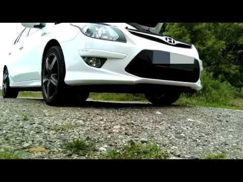 Hyundai i30 cw Leuchtmittel wechseln