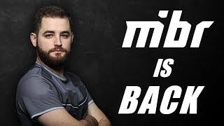 CS:GO - MiBR is BACK! SK players to MiBR?