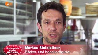 """Bäckerei Steinleitner aus Straubing bei """"Deutschlands bester Bäcker"""" - 1. TV Auftritt"""