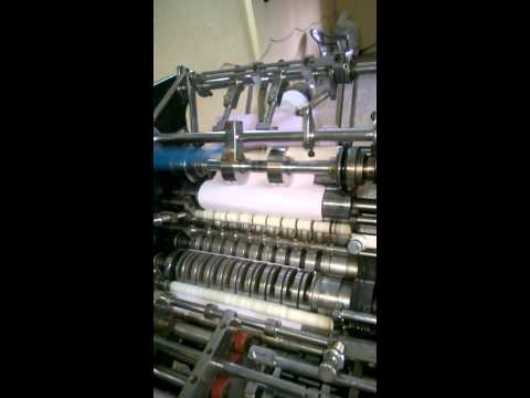 Excel-A-01-Big Fully Automatic Office Envelopes Making Machine