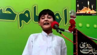 preview picture of video 'Zakir Zain Abbas 180512-1 Imambargah Imam Hassan (as) G-10 Islamabad.'