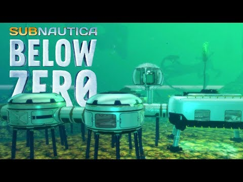All About The Base - Subnautica Below Zero Gameplay - Early