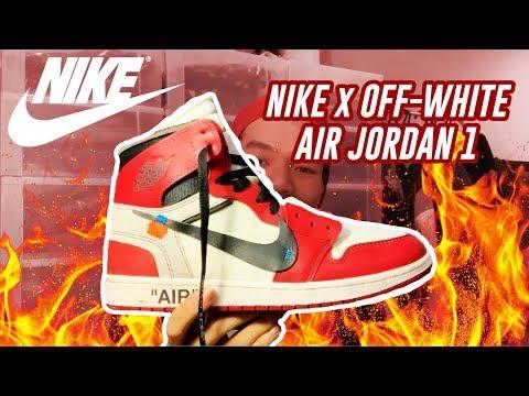 "#HYPEMANIA | NIKE x OFF-White Air Jordan 1 ""Chicago"" 52 JUTA RUPIAH"