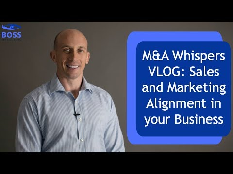 Sales and Marketing Alignment in your Business