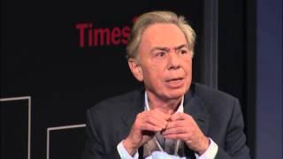 Andrew Lloyd Webber   Clip   TimesTalks