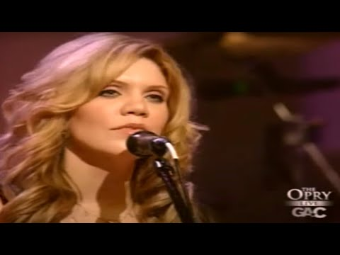 Alison Krauss & Union Station – You're Just a Country Boy [ Live | 2007 ]
