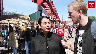 Love Radio на «Видфест-2017» в Санкт-Петербурге