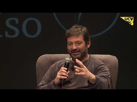 """video Tertulias Porteñas:  """"Agua, cambio climático y el futuro de la especie humana"""""""