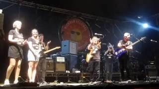 The Trevor Horn Band & Matt Cardle - Relax - Wickham Festival - 6/8/16