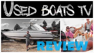 2006 Cobalt 262 Open Bow Rider Video Review Test Lake Ozarks Boat Fresh Water Best Boat