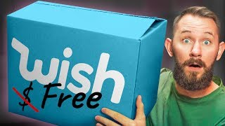 10 FREE Products I Found on Wish.com! - Video Youtube