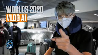 Worlds 2020 : Rogue Vlog #1 « NEW HAIR GANG travels to WORLD »