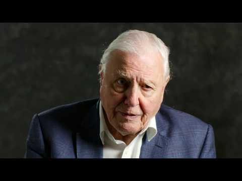 A message from Sir David Attenborough to world leaders
