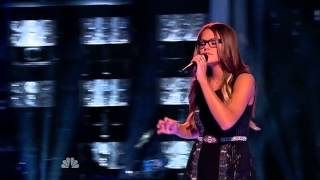 Caroline Glaser - Little Talks (The Voice Knockout Rounds Performance)