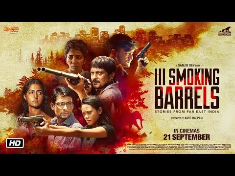 III Smoking Barrels Movie Picture