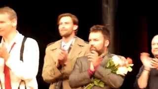 Nemzeti Színház - Mephisto, utolsó előadás - 2013.06.22. (tapsrend)