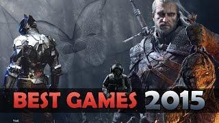 Nejlepší hry roku 2015   Best games 2015   Montage (1080p / Full HD)