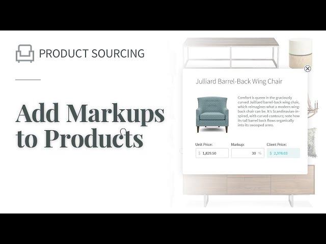 Add Mark-Ups & Brand Your Widget