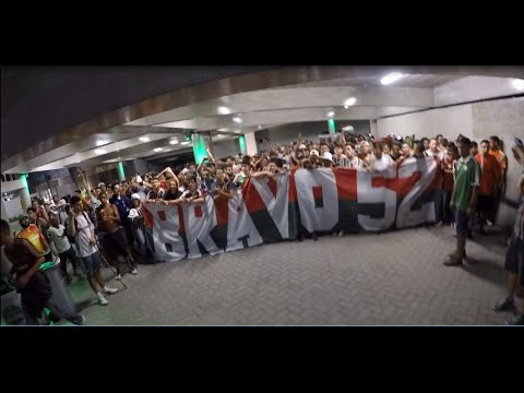 """Saída Bravo 52 - Fluminense 2 x 1 Paysandu"" Barra: O Bravo Ano de 52 • Club: Fluminense"