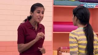 Best of Luck Nikki | Episode 102 | Badmaash Andebaaz | Disney Channel