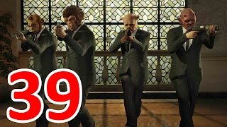 LOCKDOWN THE PERIMETER!! - GTA 5 Online PS4   Twitch Subscriber Lobby Part 39