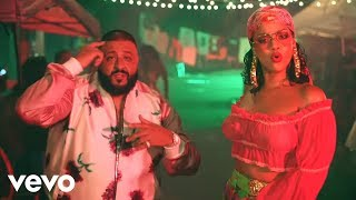 DJ Khaled Ft. Rihanna, Bryson Tiller   Wild Thoughts (Official Video)