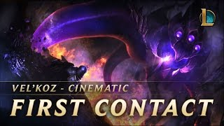 League of Legends New Hero Update: Vel'Koz in First Contact