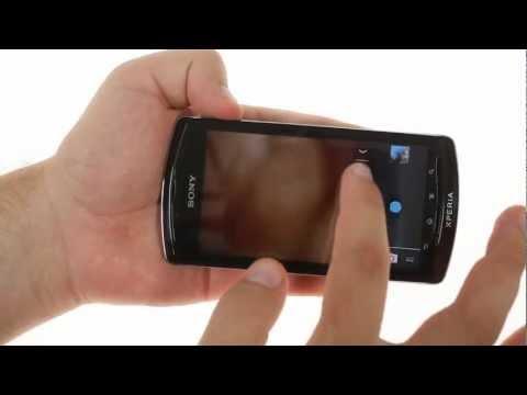 Sony Xperia neo L UI demo