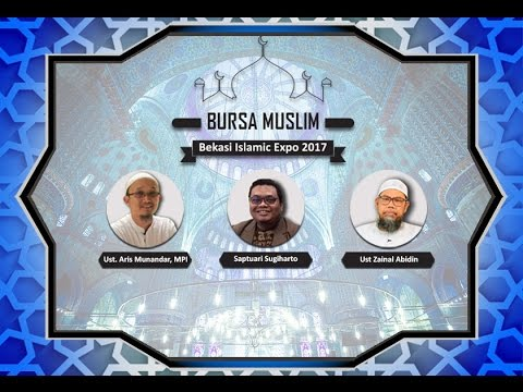 Bursa Muslim Bekasi Islamic Expo 2017 (Hari Pertama)