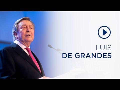 Intervención de Luis de Grandes en el 19 Congreso Nacional del PP