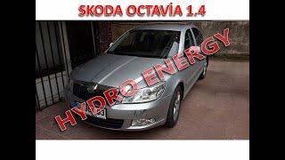 Skoda Octavia 1.4 hidrojen yakıt sistem montajı