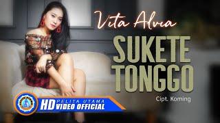 Vita Alvia   SUKETE TONGGO ( Official Music Video ) [HD]