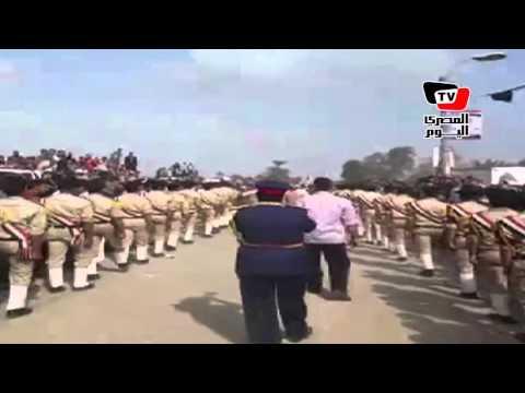 تشيع جثمان أمين الشرطة ضحية تفجير«نادي ضباط العريش»