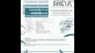Ophthalmic Solution,
