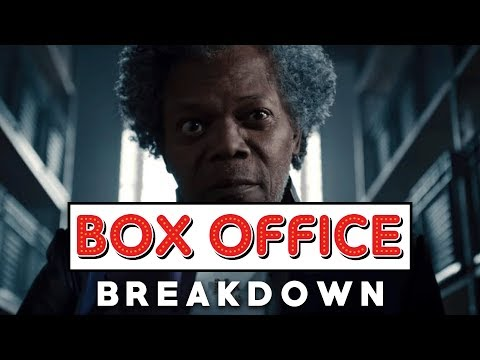 Glass Shatters The Box Office - Box Office Breakdown (Jan 20th, 2019)
