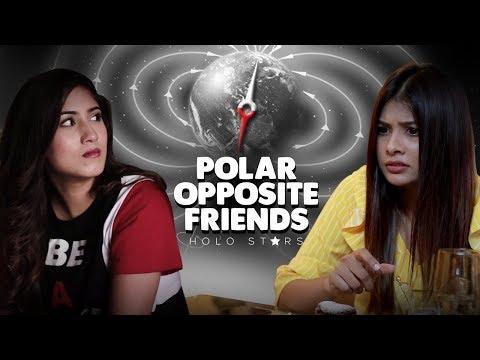 Polar Opposite Friends   Toya   Safa Kabir   HoloStars