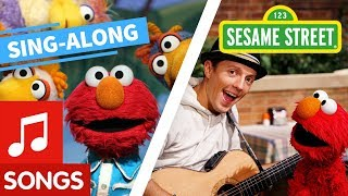 Sesame Street: Sing Along with Elmo and Friends! | Lyric Video Compilation