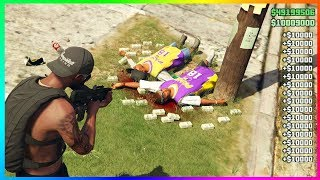 GTA 5 ONLINE MONEY LOBBY (PC, PS4, XBOX ONE) GTA 5 Money Drop Lobby
