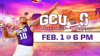 GCU Men's Volleyball vs Stanford February 1, 2020
