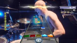 Rock Band: AC/DC - Shot of Love [100% Expert Guitar]