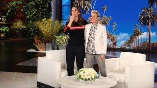 Jennifer Garner Didn't Trust Her Pregnancy Test - Video Youtube
