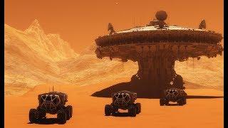 ČIJA JE OVO BAZA NA MARSU?! Pronađene misteriozne strukture na crvenom planetu.