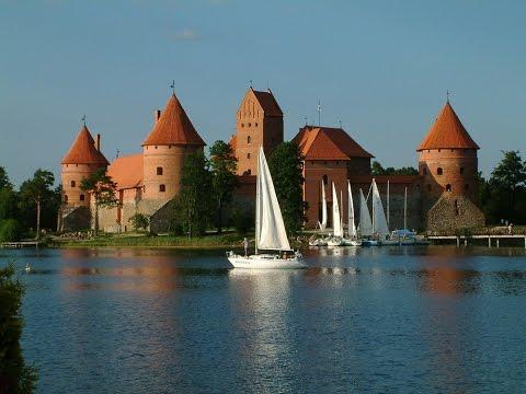 Средневековые замки Литвы