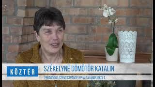 TV Budakalász / Köztér - Székelyné Dömötör Katalin / 2021.03.17.