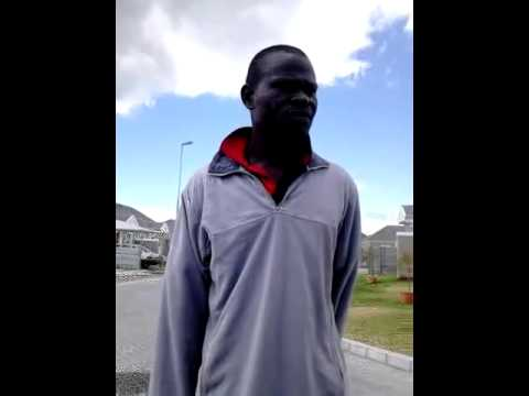 Afrikaan praat Nederlands