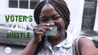 The Nigerian Voter's Card Hustle : #NigeriaDecides2019 | The Fisayo